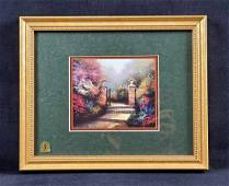 The Victorian Garden by Kinkade 1992