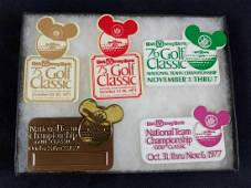 5 Rare Disney World Classic Golf Admission Badges