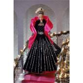 1998 Happy Holidays Barbie Doll Special Edition B