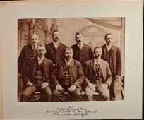 Walt Disney Cast Member Ancestor Uncle Photo