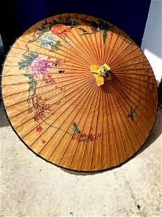 Large Japanese Parasol Umbrella