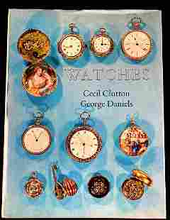 Watches by Cecil Clutton and George Daniels