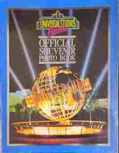 Universal Studios Florida: Official Souvenir Photo Book