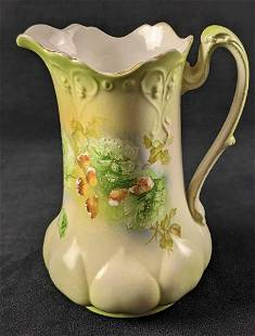 Vintage Gibson And Sons Duchess Art Ware Pitcher