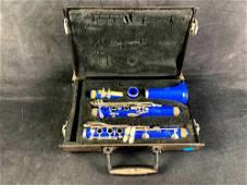 Dazzler Blue Clarinet