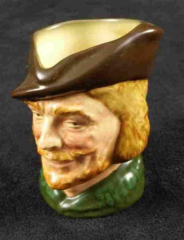 Vintage Royal Doulton Mini Robin Hood Jug Creamer