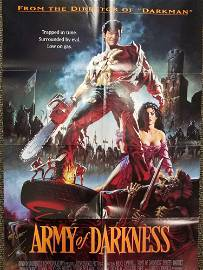 Army Of Darkness: The Evil Dead Bruce Campbell Signed