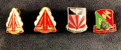 U.S. Army DUI's Vietnam Era