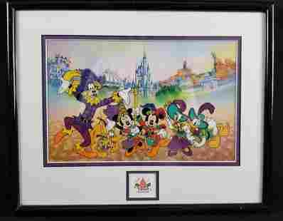 Rare Disney Parks LE 1998 TOKYO DISNEYLAND 15th
