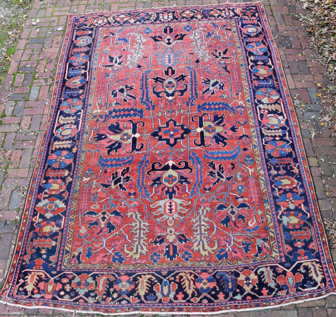 8x10 Heriz Carpet
