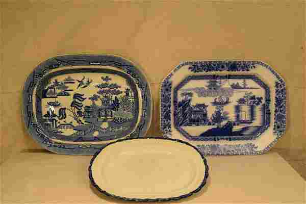 Leeds Softpaste Platter