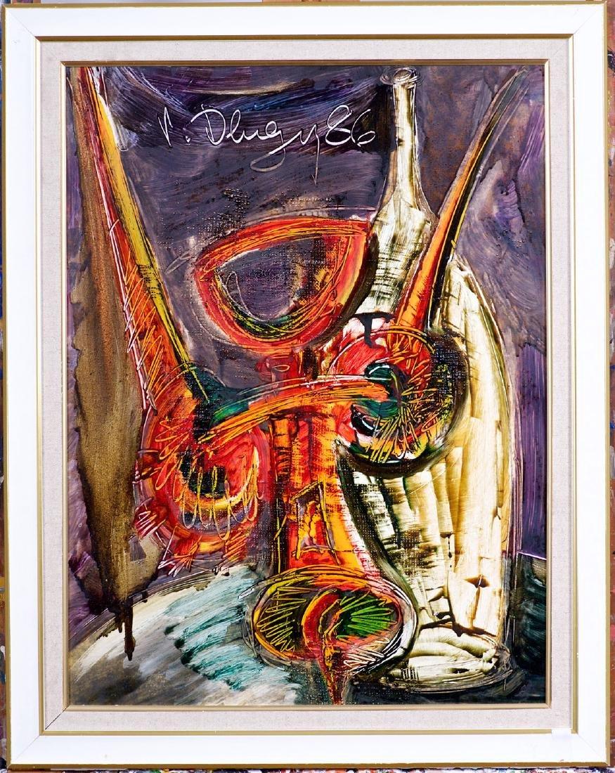 Dlugy, Vitaly (1934-1990) (Russia)   Nature morte - 2