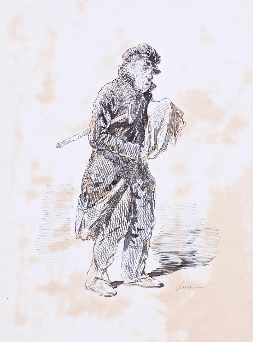 Sulpice-Guillaume Chevalier dit Paul Gavarni