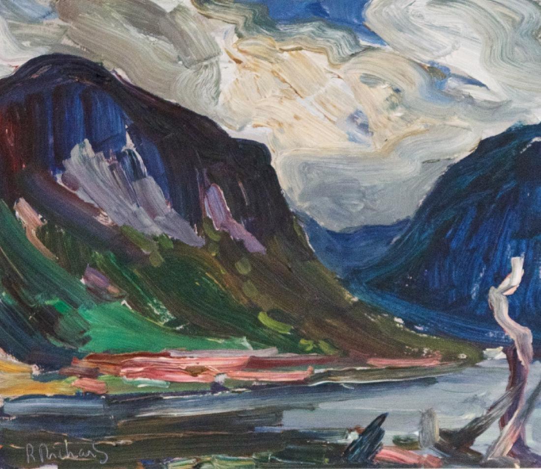 Richard, Jean René (1895-1982)   Rivière-Malbaie (1967)