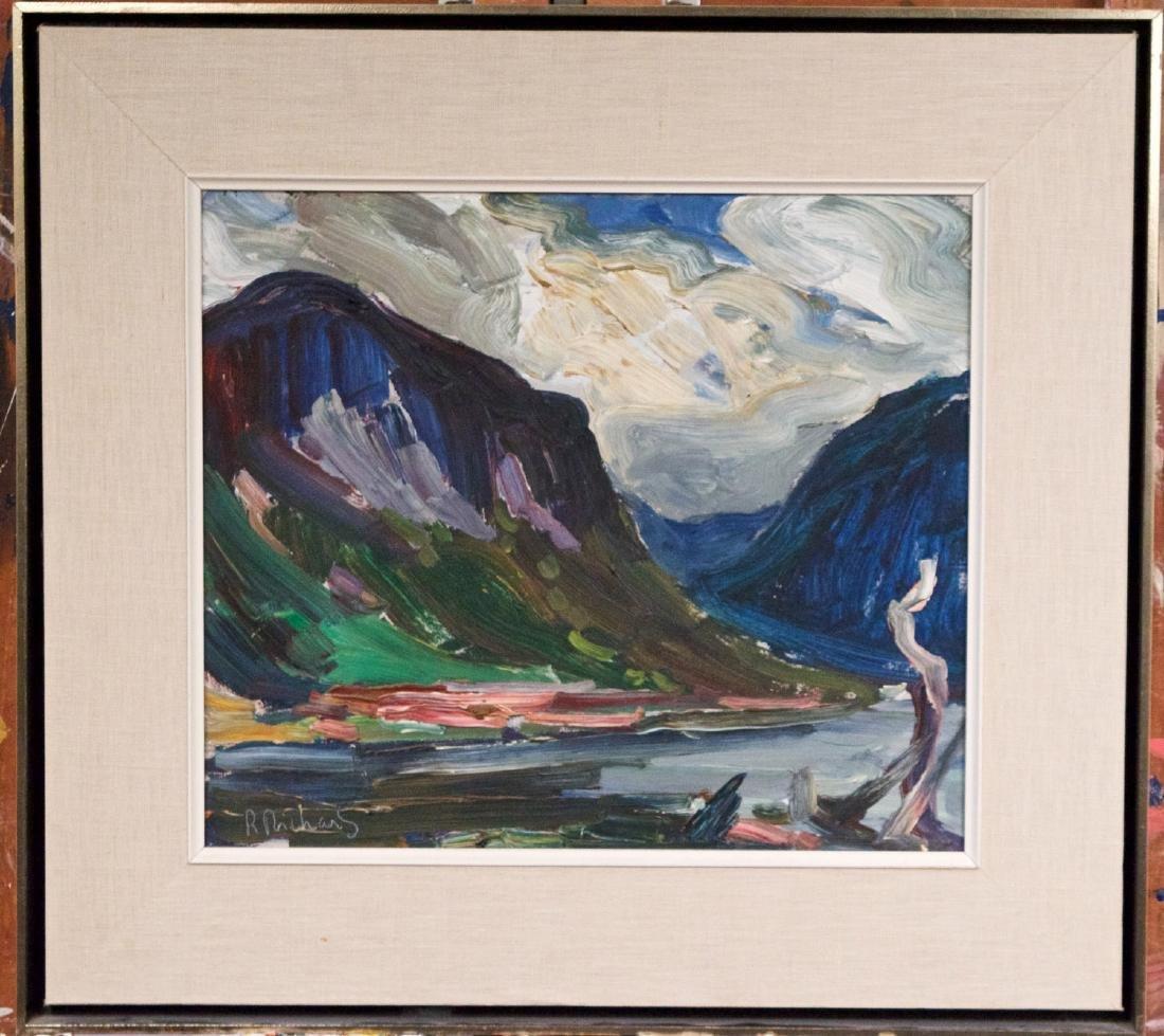 Richard, Jean René (1895-1982)   Rivière-Malbaie (1967) - 2