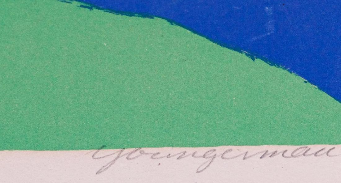 Youngerman, Jack (1926- ) (Etats-Unis/United States) - 3