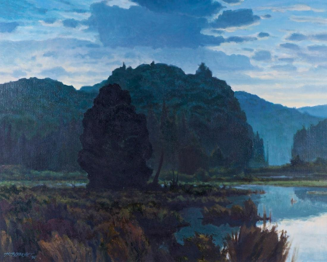 Blanchet, Martin (1972) Crepuscule d'ete (1995)