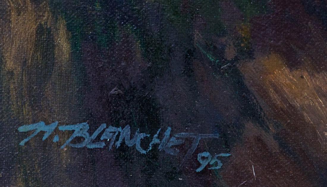 Blanchet, Martin (1972) Crepuscule d'ete (1995) - 3