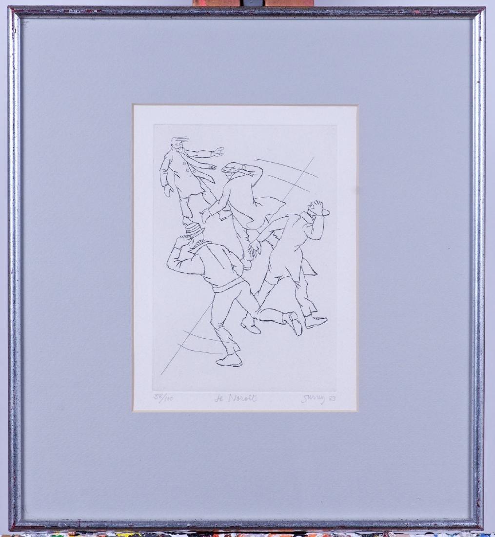 Surrey, Phillip Henry Howard (1910-1990) Le noroit - 2
