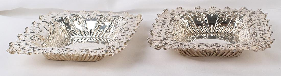 Hamilton & Inches Victoria, Set of two sterling silver - 4