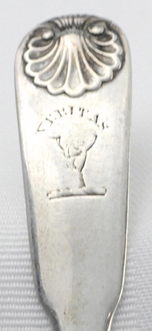 Mitchell & Russell George III Sterling silver spoon, - 3