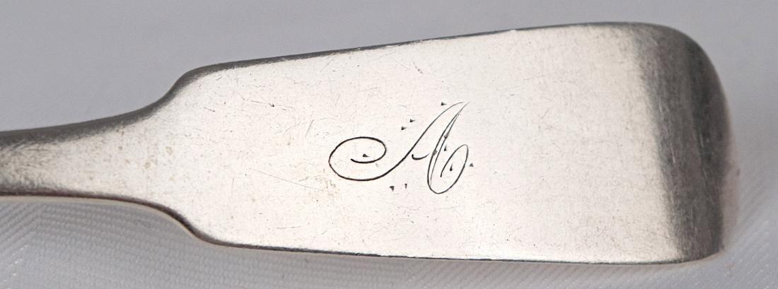 Henry Prescott .900 silver spoon, New-York, NY - 3