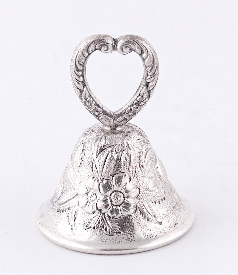 S. Kirk & Son, Sterling silver bell, United-States,