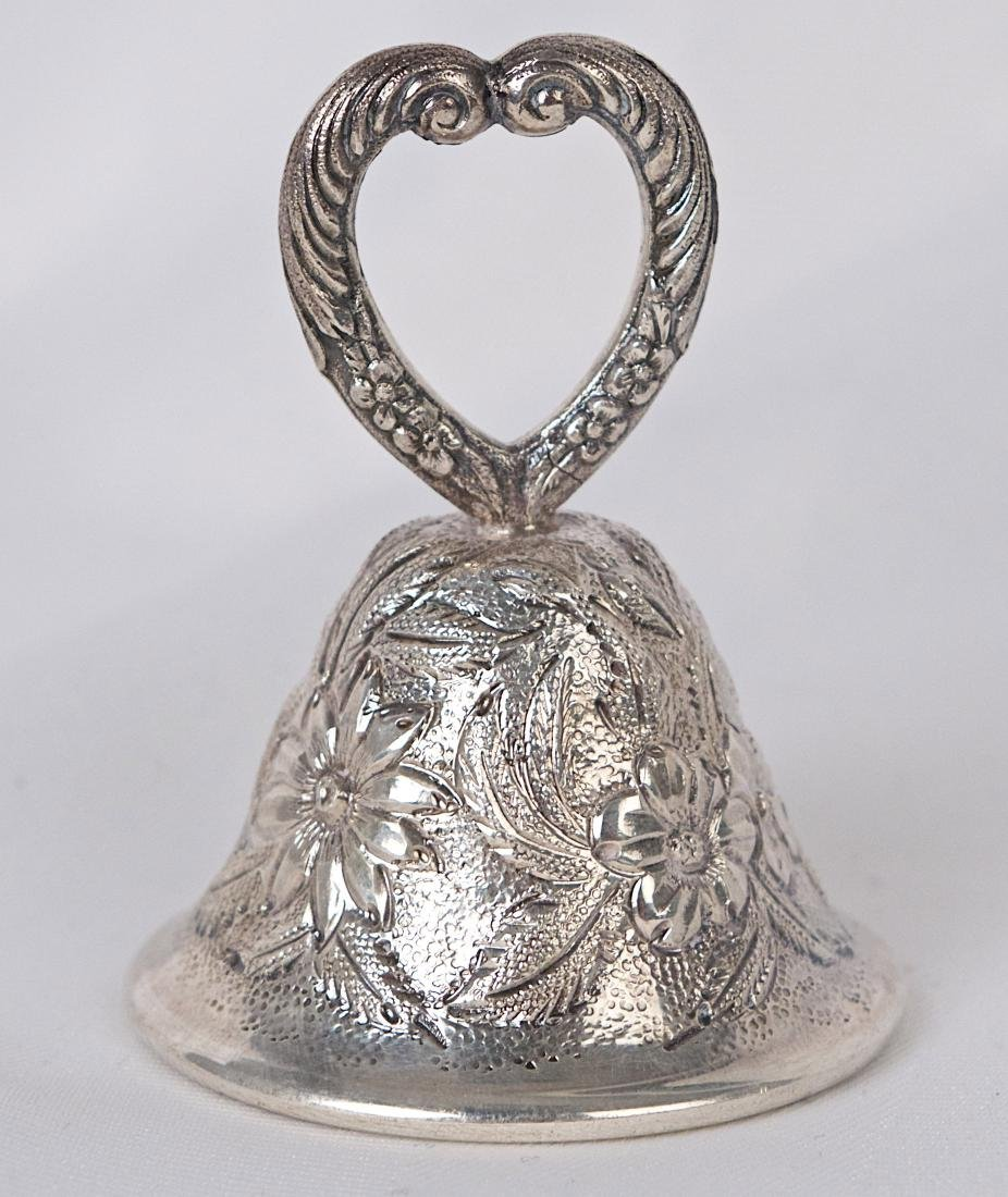 S. Kirk & Son, Sterling silver bell, United-States, - 4