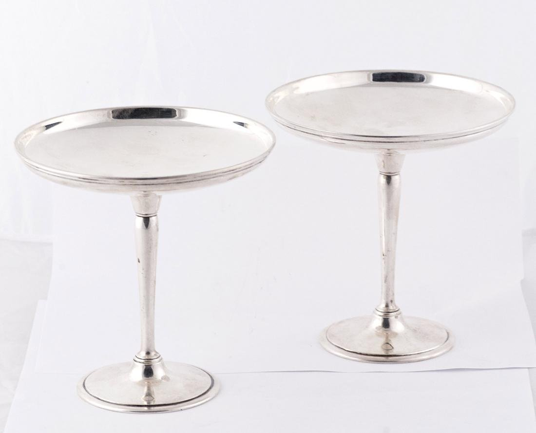 Tiffany & Co, Sterling silver dishes set, USA, New York