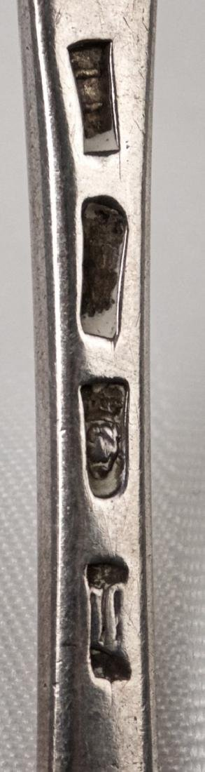 James Jennings, George III, Sterling silver spoon, - 3