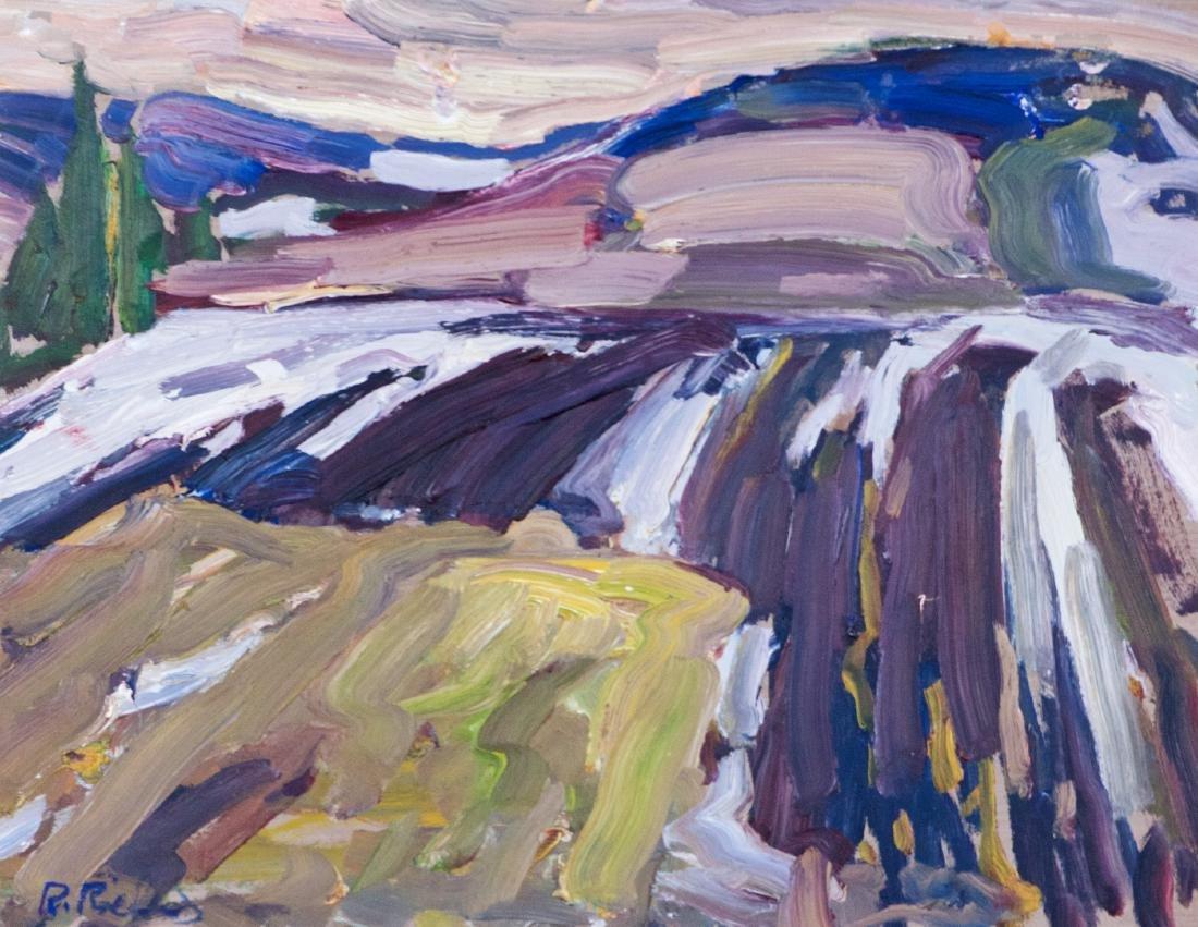 Richard, Rene (1895 - 1982) Paysage