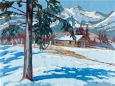 Breton, Yvon (1942 - ) Banff (Alberta)