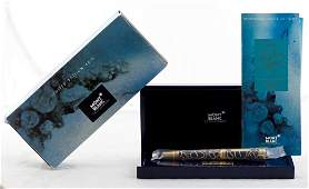 Fountain pen Montblanc The Prince Regent limited