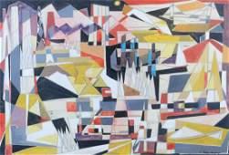 Brandtner, Friedrich Wilhelm Fritz - Abstraction