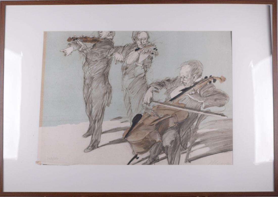 Weisbuch, Claude (1927-2014) (France) - Musiciens