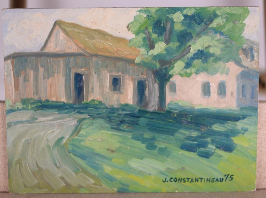 Constantineau, Jean (1928-2009) - Maison Ste-Anne de