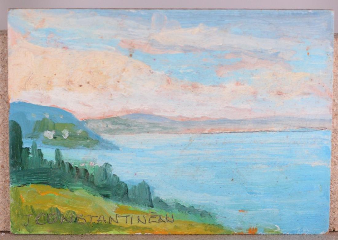 Constantineau, Jean (1928-2009) - St-Joseph-de-la-Rive