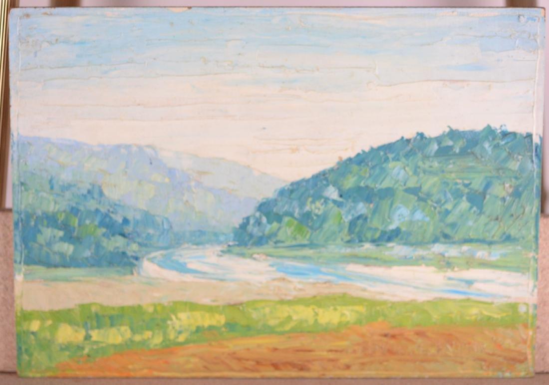 Constantineau, Jean (1928-2009) - Baie de Fundy (1970)
