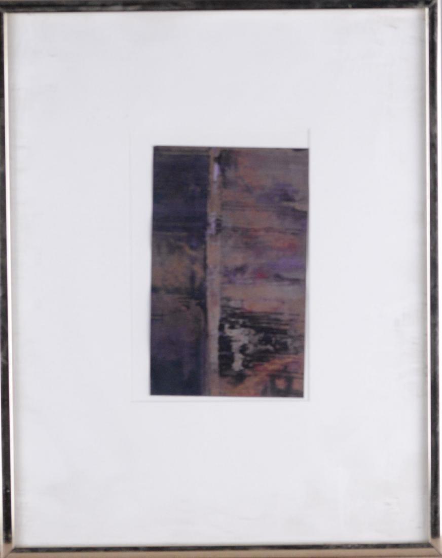 Vermette, Claude (1930-2006) - Abstraction (1978)