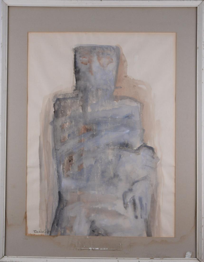 Takashima, Shizueye (1928-2005) - Figure (1961)