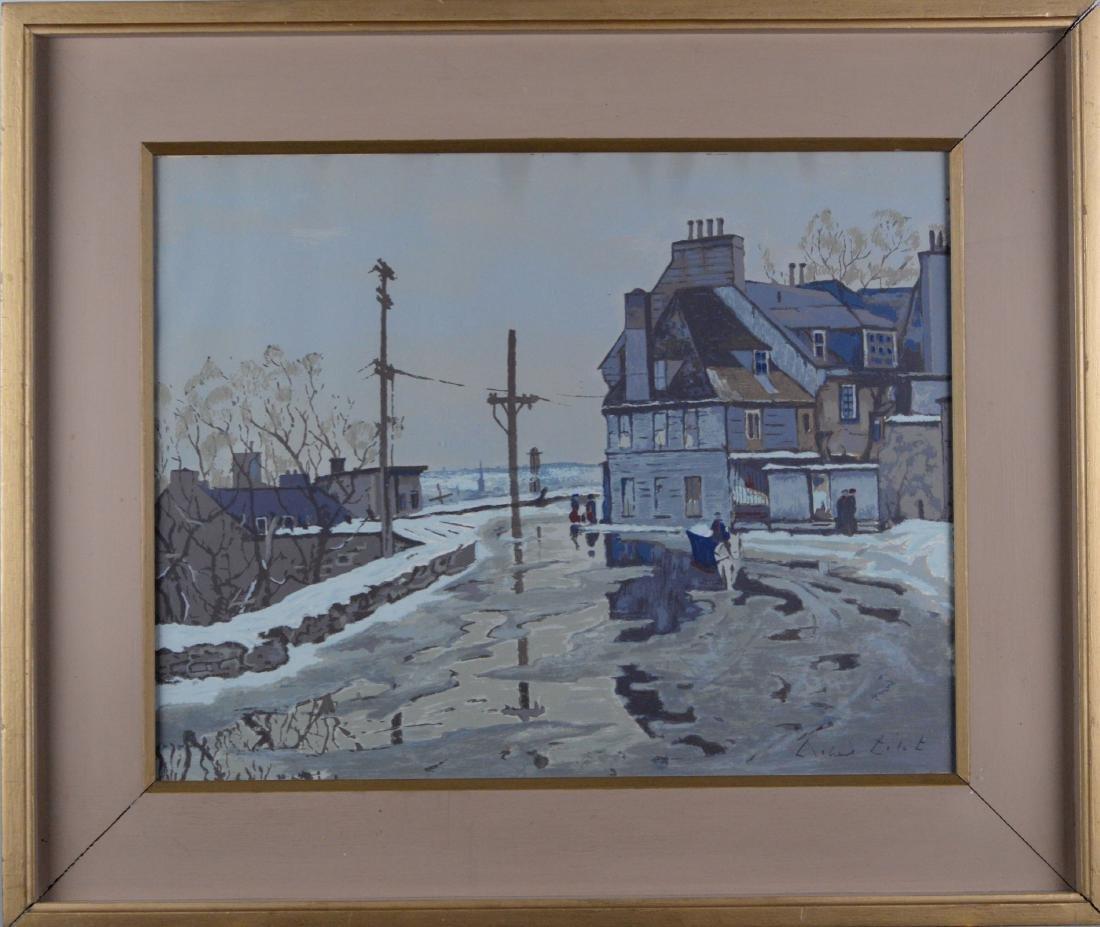 Pilot, Robert Wakeham (1898-1967) - Street Scene