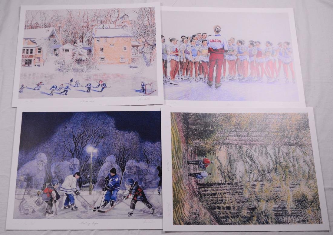 Tait, Les (XX) - Home Ice_x000D_ Hockey Night_x000D_