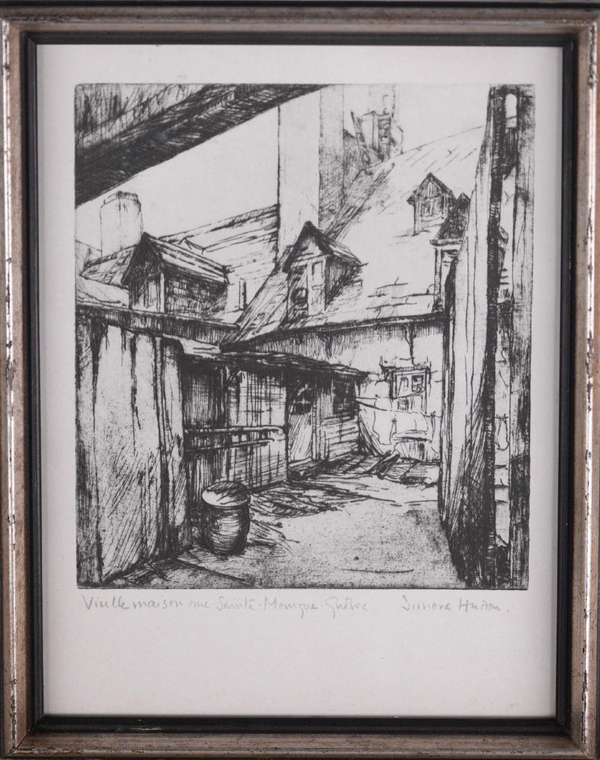 Hudon-Beaulac, Simone Marie Yvette (1905-1984) -