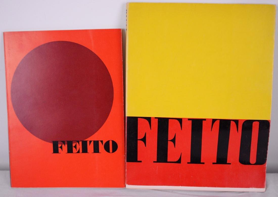 Feito, Luis (1929-) (Espagne / Spain) - Feito, Tableaux