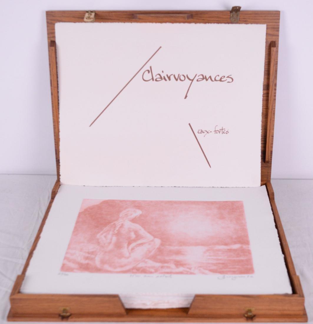 Gingras, Gilles Emmanuel (1932 - 2002) - Clairvoyances