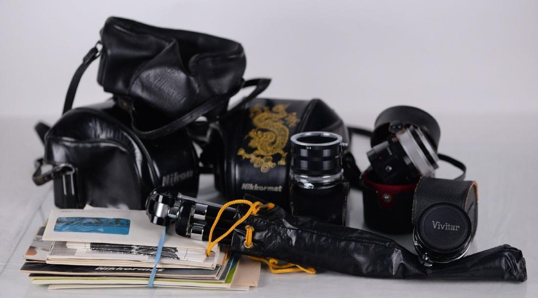 Nikon (Japon / Japan) - Accessoires Nikon