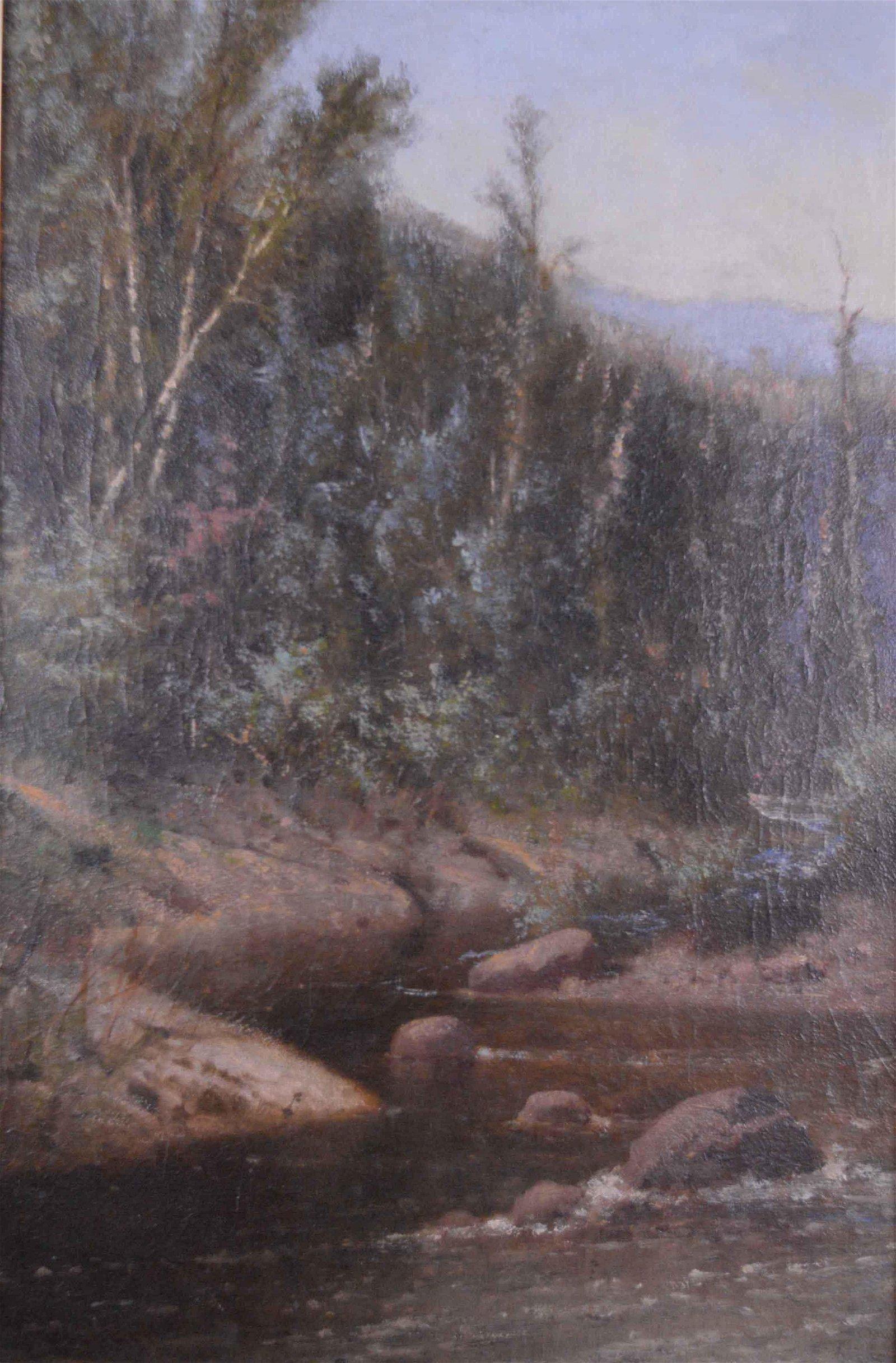 Raphael, William - Adirondack - 1886