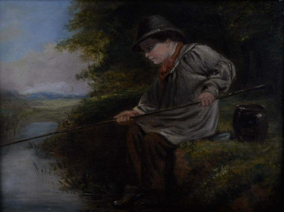 Hunt, Charles - The Young Angler