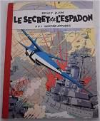 Jacobs, Egar P. - Blake et Mortimer, Le Secret de
