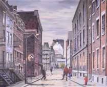 Primiano, Patrice - Emplacement du Vieux Montréal -